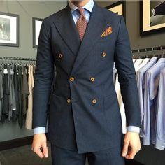 Gents Fashion, Best Mens Fashion, Mens Fashion Suits, Mens Suits, Dress Suits For Men, Suit And Tie, Blazer Outfits Men, Designer Suits For Men, Elegant Man
