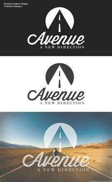 Entries | Create a modern, uncluttered, sophisticated logo for AVENUE | Logo design contest