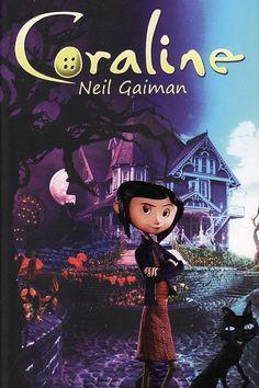 Descargar Coraline -Neil Gaiman en PDF, ePub, mobi o Leer Online   Le Libros