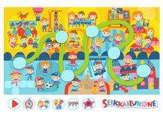 Seikkailukone: Päiväkoti Kids Rugs, Free, Home Decor, Games, Decoration Home, Kid Friendly Rugs, Room Decor, Interior Design, Toys