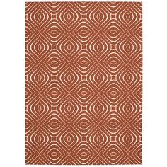 Nourison Enhance Paprika 2 ft. 6 in. x 4 ft. Accent Rug - 218407 - The Home Depot
