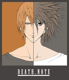 DEATH . NOTE by Jakuu.deviantart.com on @deviantART