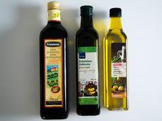 Mitä oliiviöljyä kannattaa ostaa? blogissa uusi julkaisu oliivilöljyistä