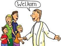 eerste communie | Hoe verloopt een eucharistieviering? - Uitgeverij EFD