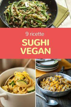Sugo vegan: 9 condimenti da provare