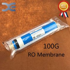 High Quality 100G Reverse Osmosis RO Membrane Water Purifier 100 Gallons Ro Film Filter Water Tank Filter Accessories