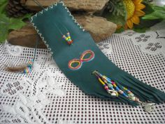Medicine pouch necklace  First Nation of by ManaguanCreations, $24.95