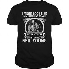 I Love Neil Young Shirts & Tees