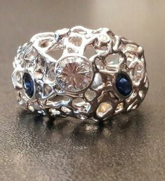 Jewelry Art, Creations, Engagement Rings, Handmade, Enagement Rings, Wedding Rings, Hand Made, Diamond Engagement Rings, Handarbeit