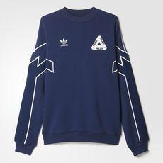 adidas - Palace Crew Sweatshirt