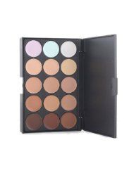Professional 15 Concealer Camouflage Makeup Palette