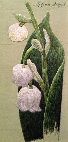Katherine Diuguid embroidery (www.katherinediuguid.blogspot.co.uk)