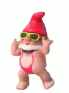 Funny Happy Birthday Song, Happy Birthday Video, Birthday Songs, Birthday Wishes, Animated Emoticons, Animated Gif, Christmas Elf, Christmas Humor, Dancing Santa