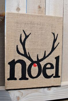Do you like these 2014 Christmas pretty canvas signs? - Fashion Blog