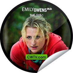 Emily Owens, M.D.: Emily and... The Predator The Cw, Predator, Stickers, The Originals, Decals