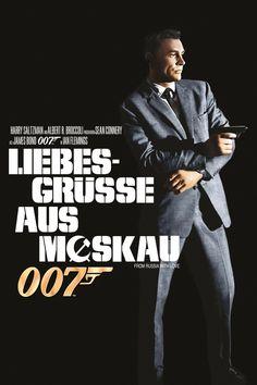 James Bond 007 - Liebesgrüße aus Moskau (1963) - Filme Kostenlos Online Anschauen - James Bond 007 - Liebesgrüße aus Moskau Kostenlos Online Anschauen #JamesBond007LiebesgrüßeAusMoskau -  James Bond 007 - Liebesgrüße aus Moskau Kostenlos Online Anschauen - 1963 - HD Full Film - James Bond soll in Istanbul eine russische Dechiffriermaschine von einer übergelaufenen Agentin erhalten.