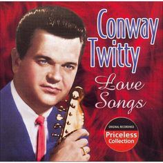 Conway Twitty - Love Songs (Collectables) (CD)