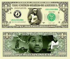 Lebron James es el jugador mejor pagado de la NBA ¿Cuánto gana
