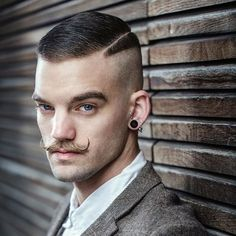55 Popular Men's Hairstyles Haircuts 2016 www. New Mens Haircuts, Latest Men Hairstyles, Cool Hairstyles For Men, Popular Haircuts, Cool Haircuts, Hairstyles Haircuts, Braid Hairstyles, Hard Part Haircut, Side Part Haircut