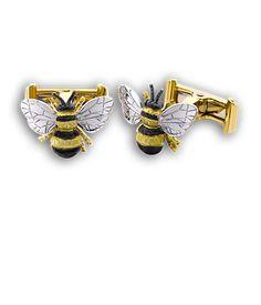 Theo Fennell - Bee Cufflinks