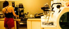 Caff? Couture - Caffee vom Barista-Staatsmeister Barista, Couture, Haute Couture, Baristas