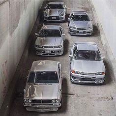 Nissan Skyline GT-R generation Nissan Gtr R34, Nissan Gtr Skyline, Tuner Cars, Jdm Cars, Japan Cars, Amazing Cars, Belle Photo, Sport Cars, Custom Cars