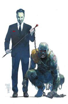 George Romero's Empire of the Dead by Alex Maleev *