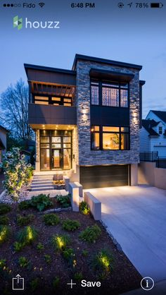 71 Contemporary Exterior Design Photos | Screens, Window and Room