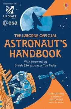 This is a funny and factual guide for anyone interested in outer space and the work that astronauts do. You'll find out how rockets work, what an average day looks like for an astronaut, and how to use a toilet in space…The book also explores the technology that astronauts use...