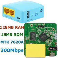 3G WiFi роутер GL.Inet GL-MT300A MTK 7620A с картридером
