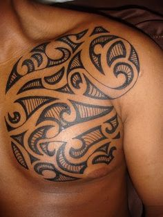 Maori Tribal Tattoos