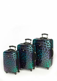 HEYS USA 3-Piece Leopard Ombre Spinner Upright Luggage Set, Blue Heys,http://www.amazon.com/dp/B00I555JLM/ref=cm_sw_r_pi_dp_lsUatb0WW2VKDN01