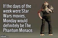 Yet again, #StarWars predicts life!