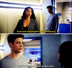 2nd marvel reference in a row, flash is on the ball