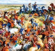 William Reusswig : Custers Last Stand.