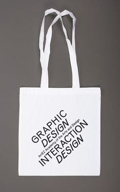 Graphic design / Interaction design