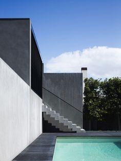 South Yarra residence by Carr Design Group. Photo –Derek Swalwell.