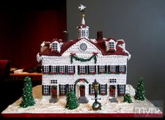 Gingerbread house gallery: 25 candy homes for the holidays