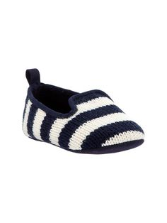 Striped Sweater Loafer