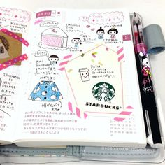 journal drawing