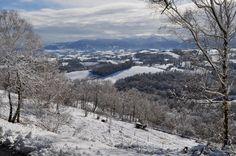 Vue sur la chaîne, Bosdarros, Béarn, Pyrénées Atlantiques, Aquitaine, France. | Flickr - Photo Sharing!