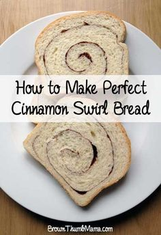 You can easily make cinnamon swirl bread (with or without raisins!) that rivals the store brands--and it only costs pennies. Check it out!