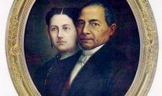 Bento Juárez y Margarita Maza.- artículo escrito por el pineador