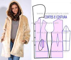 Com a chegada do tempo frio é importante termos no guarda-roupa um modelo de casaco de pelo cor crua. Porquê cor crua? Porque com facilidade faz...