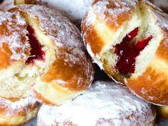 Fasiangove sisky - Slovak Easter doughnuts