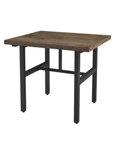 Pomona Counter Height Dining Table from Bachelor Pad For Him: Furniture