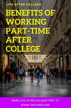 Why you should work part-time after college! After Graduation Tips. After College Tips. Everything you need to know about life after college! College Courses, Education College, College Hacks, College Life, Master Degree Programs, Importance Of Time Management, After College, Gymnasium, Online College