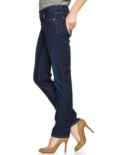 Gap 1969 real straight jeans $70