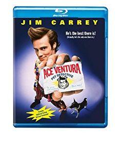 Amazon.com: Ace Ventura: Pet Detective (BD) [Blu-ray]: Various: Movies & TV