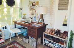 Home Offices of Kate Brien — Vogue